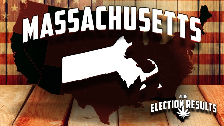 Marijuana Legal in Massachusetts