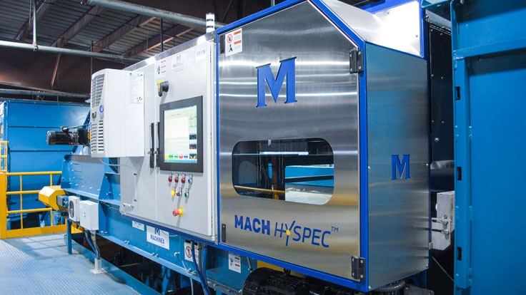 South Carolina county awards new MRF contract to Machinex