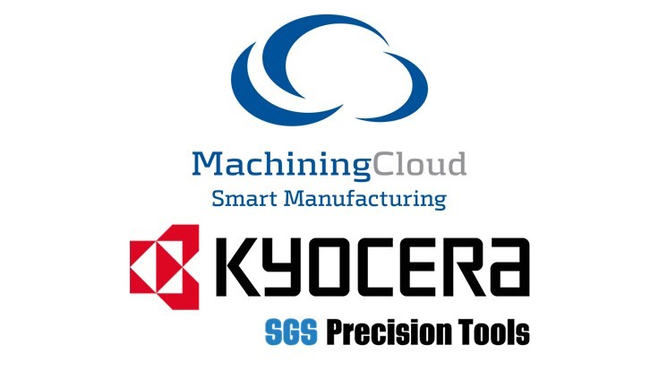 Kyocera SGS Precision Tools partners with MachiningCloud