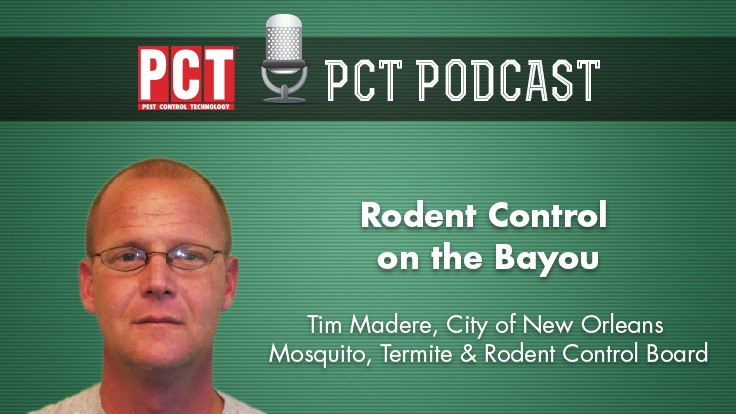 Podcast: Rodent Control on the Bayou