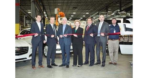 Magna opens fascia, paint plant in Michigan - Today's Motor