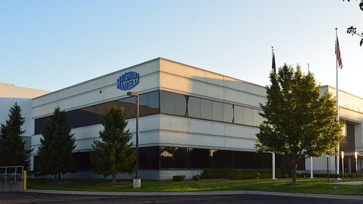 Magnetti Marelli to convert Detroit-area plant for headlight production