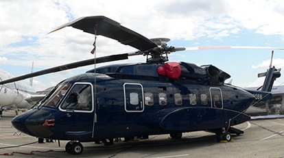 No Maritime Helicopters Until 2015
