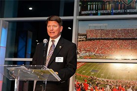 Tony Massey Inducted as President of Florida Citrus Sports