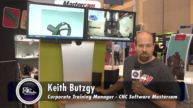 IMTS Booth Tour 2016: Mastercam [VIDEO]