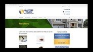 Masters Touch Pest Solutions Launches New Website