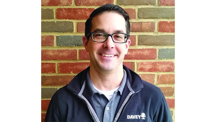 New district manager named by Davey