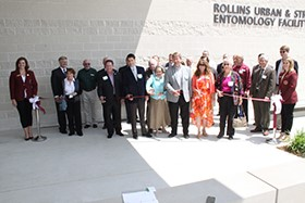 CSI's Shipp Attends Dedication of New Texas A&M Rollins Facility