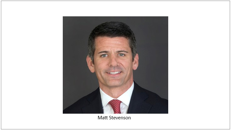 Matt Stevenson to Lead Terminix's Residential Business