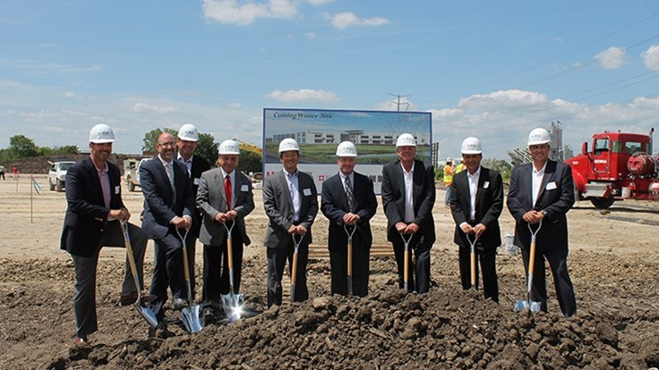 MC Machinery Systems, partners hold groundbreaking ceremony