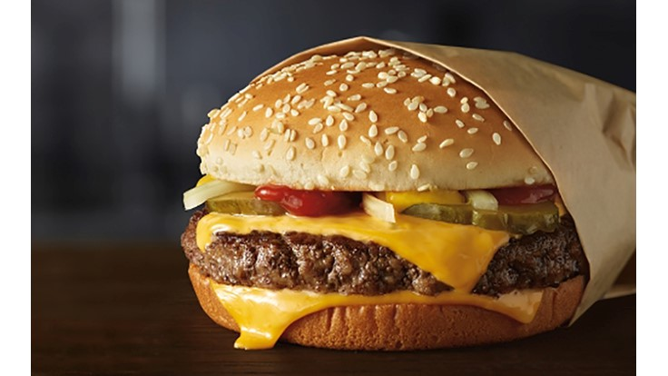 McDonald's USA To Fresh Beef in Quarter Pounders