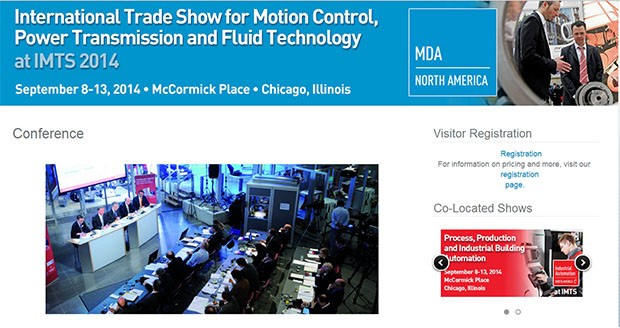 Don't miss out on the Motion, Drive, and Automation Conference
