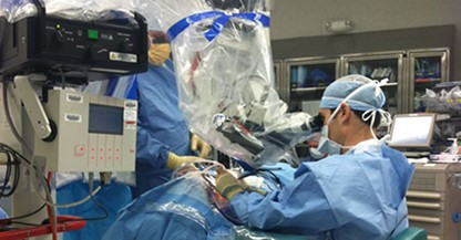 Cutting-Edge Cochlear Implant Surgery Performed in U.S.