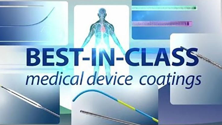 Medical device coatings market to $14.47 billion by 2022