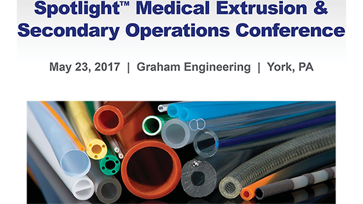 Medical extrusion, secondary operations conference