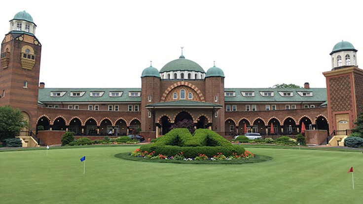 Slideshow: Another makeover at Medinah