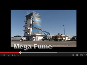 Video: MegaFume Fumigates Fullerton Airport