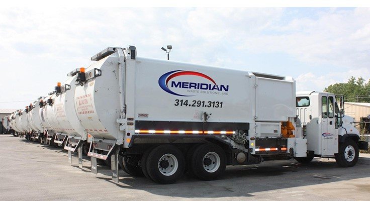 Meridian Waste earns hauling renewal in Missouri city