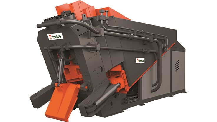 Metso installs shear in Texas