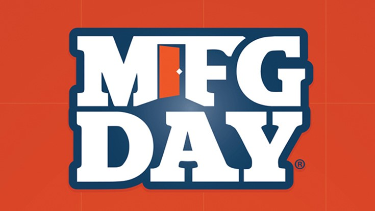 Today is MFGDAY 2017