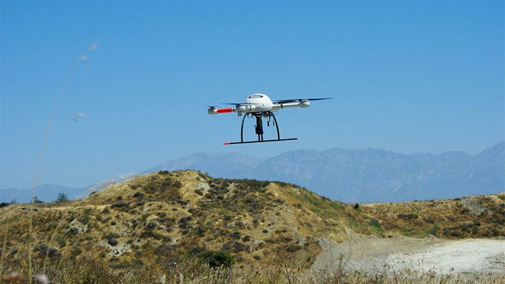 Microdrones launches aerial methane inspection package