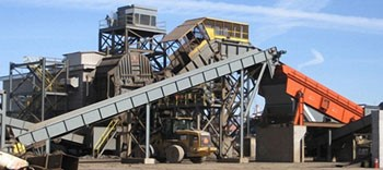 Midwest Scrap Management Purchases Two Auto Shredders from Harris
