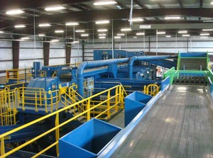 Illinois Company Opens Single-Stream MRF