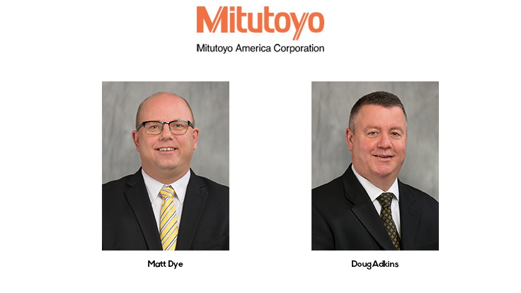 Mitutoyo America's organizational changes