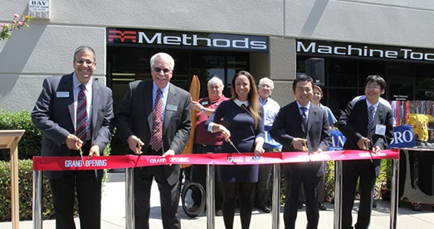 Successful grand opening at San Francisco technology center