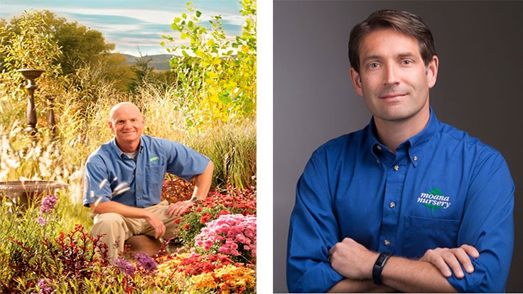 Moana Nursery announces changes in leadership, new president and CEO