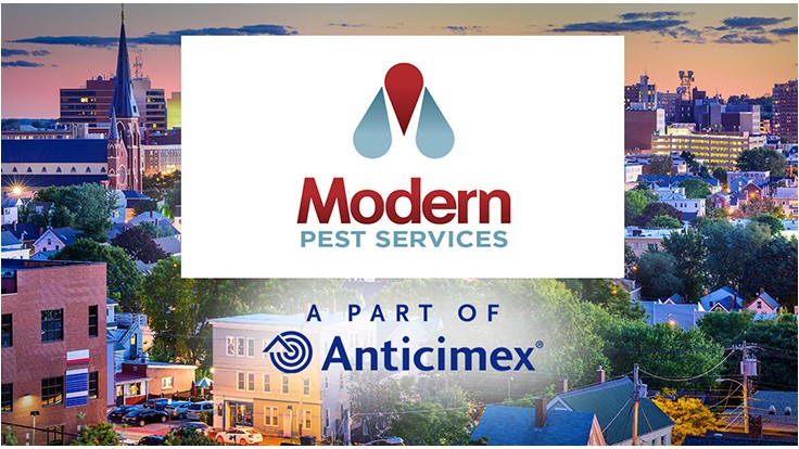 Anticimex Group Acquires Modern Pest Services