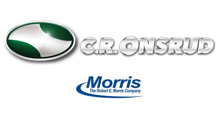 C.R. Onsrud taps Robert E. Morris group for large machine distribution