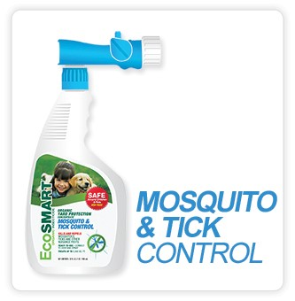 EcoSMART Organic  Insecticide - Mosquito & Tick Control