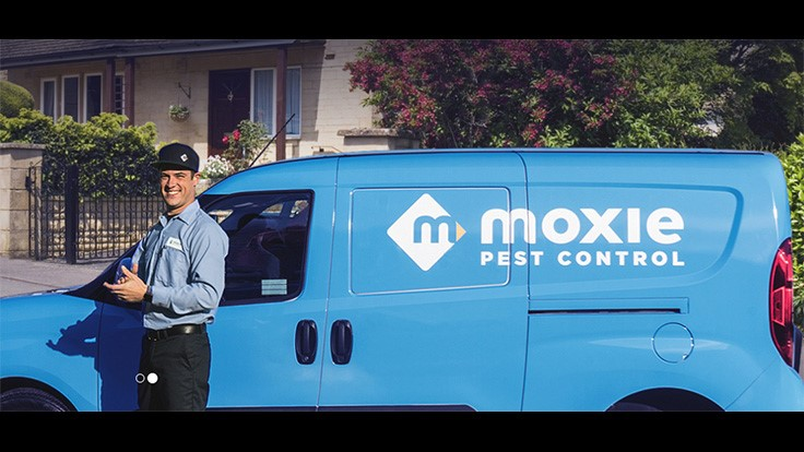 Moxie Pest Control Collecting Coats for Children and Homeless