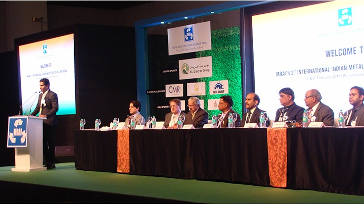 Scrap import duty issues a key topic at MRAI event