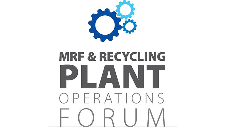 MRF & Recycling Plant Operations Forum to take place in Chicago