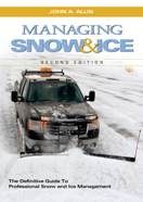 Special price for new edition of Managing Snow & Ice