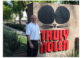 Truly Nolen Names Tanner Regional Sales Manager