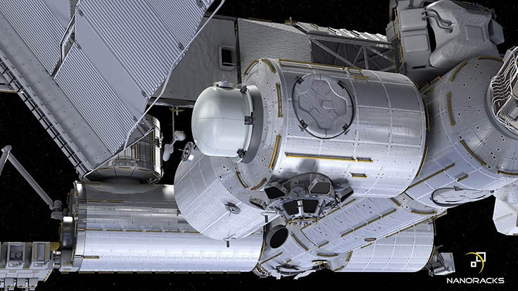 Boeing, NanoRacks partner to create first commercial airlock