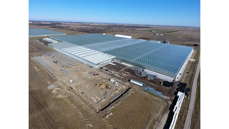 NatureFresh Farms builds new distribution center, expands organic offering
