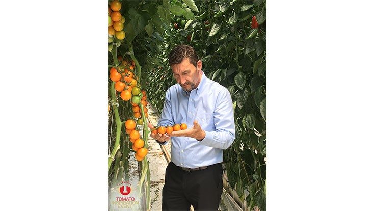 NatureFresh Farms finalist for World's Most Inspirational Tomato Grower