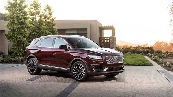 Lincoln to launch Nautilus SUV, replacing MKX