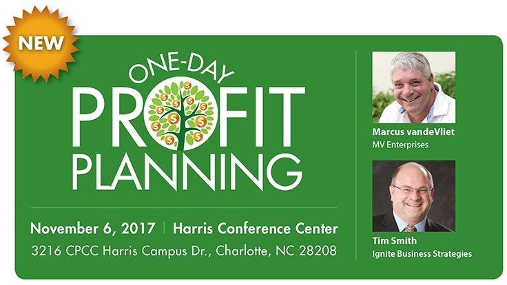 NCNLA to offer profit planning event