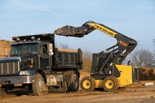 New Holland Construction L185 skid-steer loader