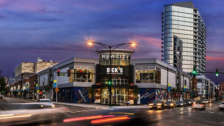 Chicago retail and residential complex receives LEED Gold certification