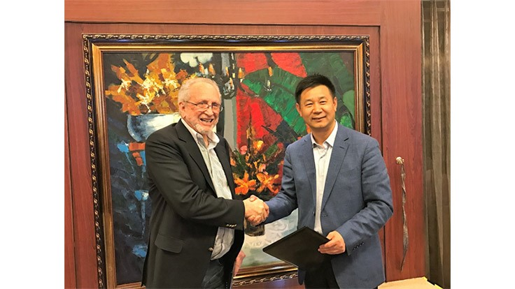 Newell Recycling Equipment expands to China