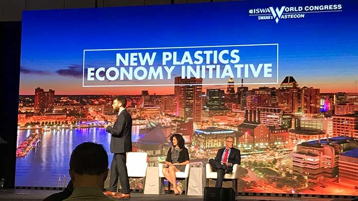Wastecon/ISWA World Congress 2017: Bringing plastics full circle