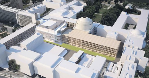 Building will be a hub for nanoscale research