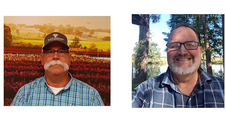 J. Berry Nursery adds Scott Sterling and Jim Steger to team