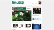 Lawn & Landscape site redesigned